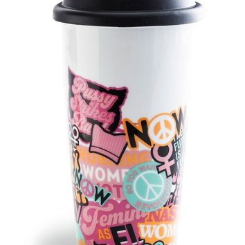 So You Want a Revolution Travel Mug - PRE-ORDER, SHIPS in OCTOBER
