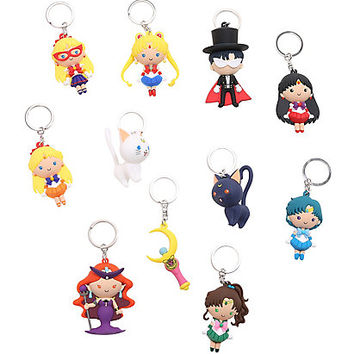 Sailor Moon Series 1 Figural Key Chain Blind Bag