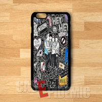 5sos fan art collage 5 second of summer music group-1y4n for iPhone 4/4S/5/5S/5C/6/ 6+,samsung S3/S4/S5,S6 Regular,samsung note 3/4