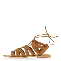 HICCUP Weave Sandal - Shoes