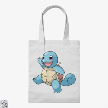Squirtle, Pokemon Tote Bag