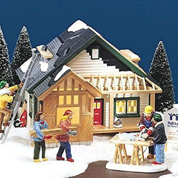 A Home In The Making (Set of 5) - Department 56 (Retired)