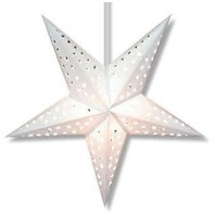 Purity Hanging Paper Star Lantern