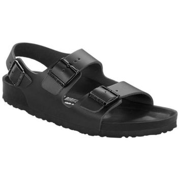 New arrival Birkenstock Milano Leater All Black