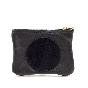 Primary Shapes Circle Mini Pouch