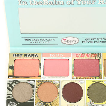 The Balm In the Balm of Your Hand Vol. 1 Eye Shadow Palette