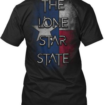 The Lone Star State Texas Flag T-Shirts