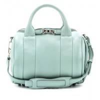 ROCKIE STUDDED LEATHER TOTE