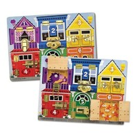 Latches Board by Melissa & Doug