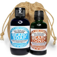 Beard Oil Beard Wash Beard Care Gift Set For Men For Him