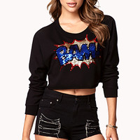 FOREVER 21 Bombshell Chained Shorts