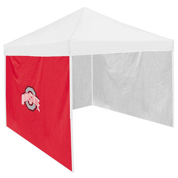 Ohio State Buckeyes NCAA 9' x 9' Tailgate Canopy Tent Side Wall Panel