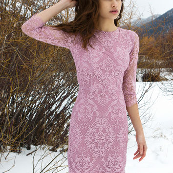 POTPOURRI DRESS | For Love & Lemons
