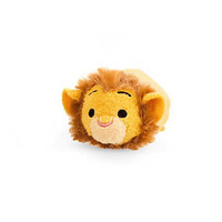 "New Disney Store Mini 3.5"" (S) Tsum Tsum MUFASA (Lion King Collection)"