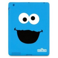 iSound Sesame Street Cookie Monster Case for iPad 2 (ISOUND-4609): Computers & Accessories