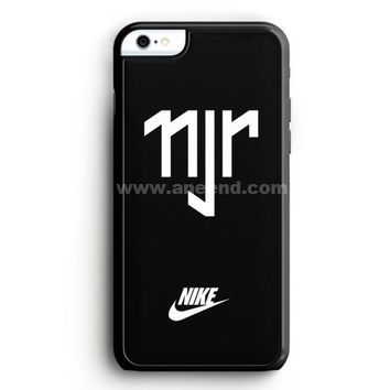 Neymar Jr Santos Barcelona Fc Nike Logo iPhone 6 Plus Case  | Aneend.com