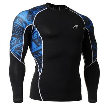 Surfing Surfer Slacker T-shirt Life on Track spring slim shirt men surfing swiming beach compression base layer tops clothes apparel size s-4xl KO_12_1