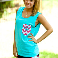 Monogrammed FrocketTee by SLTSouthernDesigns on Etsy