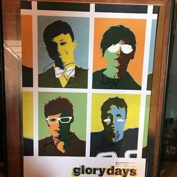 Glory Days Poster