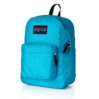 JANSPORT SUPERBREAK BACKPACK SCHOOL BAG - Mommoth Blue- 9RW