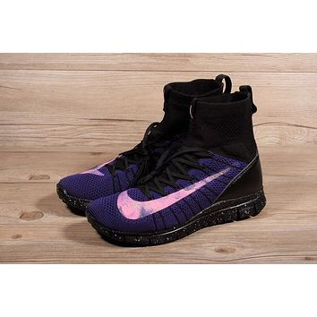 febee7fac64 Nike Free Flyknit Mercurial Superfly Savage Beauty Running Shoes