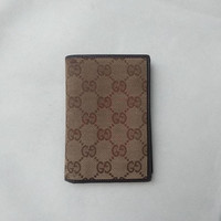 Vintage Gucci Wallet made in italy. Not hermes versace fendi louis vuitton