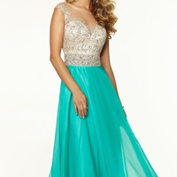 Paparazzi by Mori Lee 97092 Dress