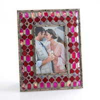 Zakaria Picture Frame, Berry