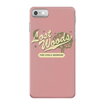 lost woods moonshine iPhone 7 Case