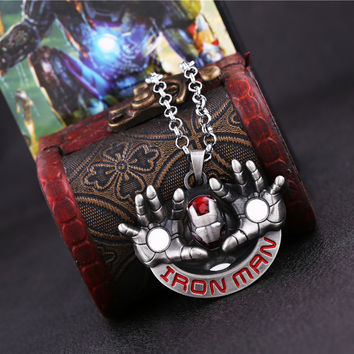 Shiny Jewelry New Arrival Gift Face Mask Pendant Stylish Men Accessory Necklace [6526589507]