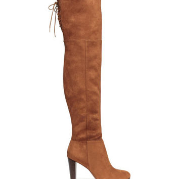 H&M Thigh-high Boots $59.99