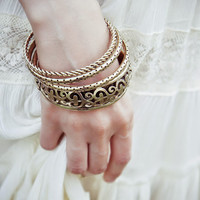 Gothic Style Fingertip Claw Ring