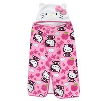 Baby Boom Hello Kitty Infant Hooded Towel