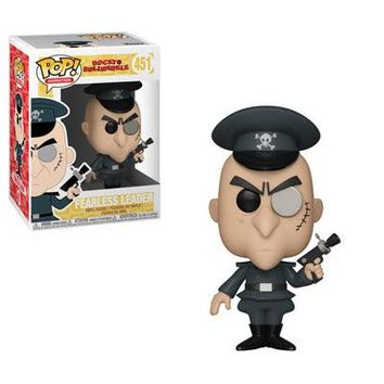 Fearless Leader Funko Pop! Animation Rocky and Bullwinkle