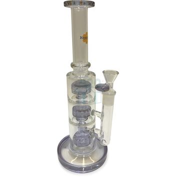 HoneyDew Triple Diffused Perc Water Pipe (7mm)