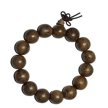 Mogul Mens Bracelet Yoga Tibetan Buddhist Male Prayer Beads String Bodhi Band