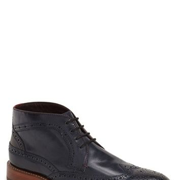Men's Ted Baker London 'Pericop' Wingtip Chukka Boot,