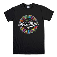 WOODSTOCK BAND Men's T-Shirt