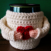 Warm/cozy Sweater Cup/Mug Cozy