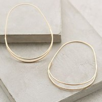 Wedge Hoops by Anthropologie