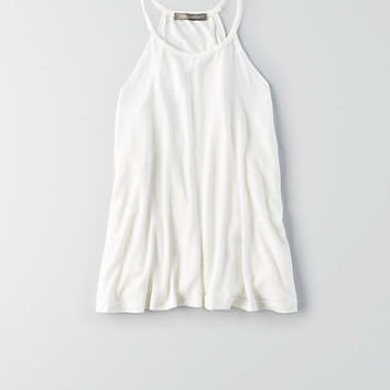 Don't Ask Why Swing Tank , White