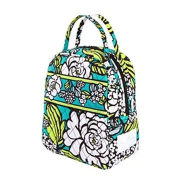 Vera Bradley Lunch Bunch in Very Berry Paisley