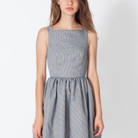 American Apparel - Houndstooth Sun Dress