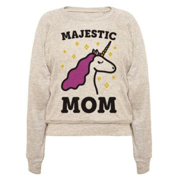 MAJESTIC MOM PULLOVERS