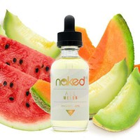 All Melon E Juice - Naked 100