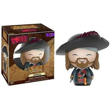 Funko Dorbz: Pirates of the Caribbean - Barbossa Vinyl Figure