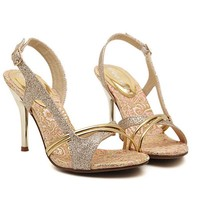 Limited Woman Thin High Heels