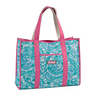 Lilly Pulitzer The Original Tote- Alpha Delta Pi