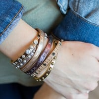 Good Work(s)- Come Together Mineral Scripture Bracelets
