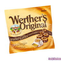 Werther's Original Coffee Candy: 4LB Box